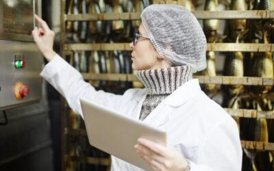 Sistem de trasabilitate digitala bazat pe tehnologia blockchain si cod QR aplicabil in industria alimentara