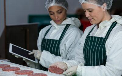 Sistem de trasabilitate digitala in industria carnii