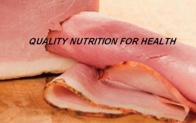 PRODUSE DIN CARNE CU CARACTERISTICI NUTRITIONALE IMBUNATATITE SI PROCEDEUL LOR DE REALIZARE